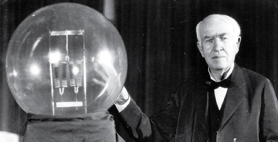 Edison'un Hayatı Ve Çocukluğu